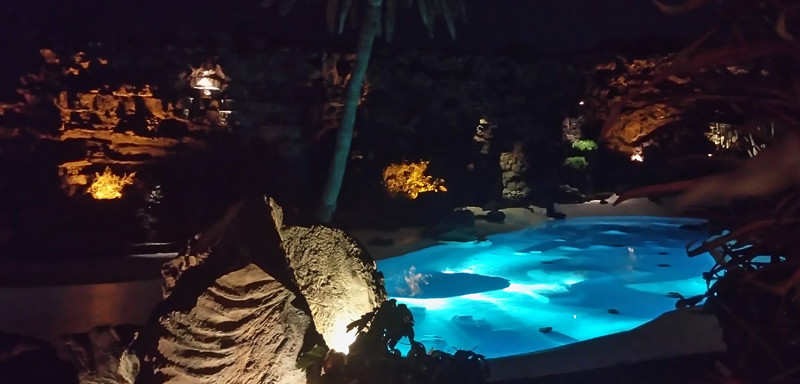 Lanzarote Koncert w Jamoes del Aqua