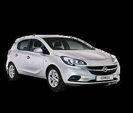 Opel Corsa 5d aut., 5 drzwi, 5 miejsc, radio, klimatyzacja, automatyczna skrzynia biegów