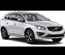 Volvo XC60, 5 drzwi, 5 miejsc, radio, klimatyzacja, manualna skrzynia biegów