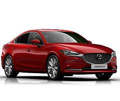 Mazda-6 wynajem na Wyspach Kanaryjskich