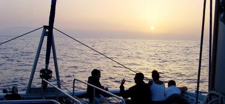 Teneryfa Katamaran Muscat rejs 4,5 godziny