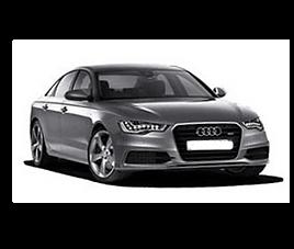Audi A6, 4 drzwi, 5 miejsc, radio, klimatyzacja, automatyczna skrzynia biegów