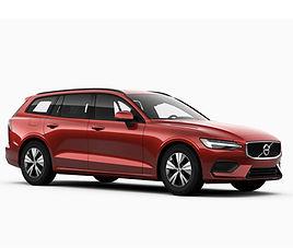 Volvo V60 aut., 5 drzwi, 5 miejsc, radio, klimatyzacja, automatyczna skrzynia biegów
