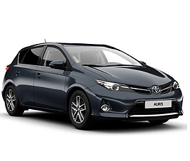 Toyota Auris, 5 drzwi, 5 miejsc, radio CD, klimatyzacja, manualna skrzynia biegów