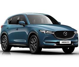 Mazda CX5, 5 drzwi, 5 miejsc, radio CD, klimatyzacja, manualna skrzynia biegów