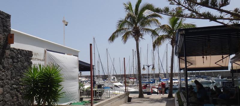 Lanzarote Katamaran Papagayo