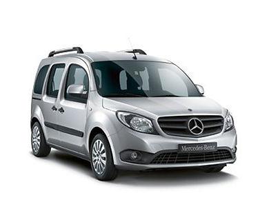 Mercedes Citan 5 Pax Family
