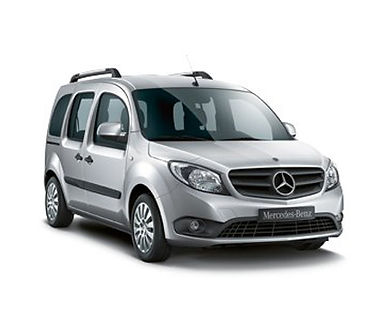 Mercedes Citan 5 Pax Family
