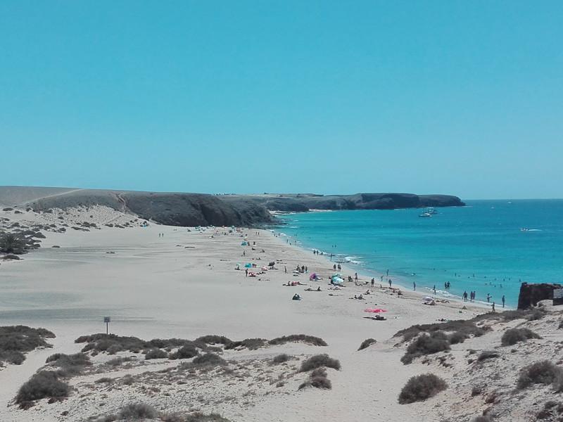Lanzarote moja własna wycieczka Marina Rubicon Playa Blanca