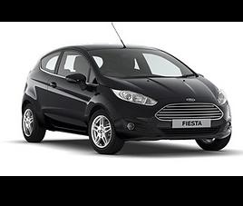 Ford Fiesta 3d, 3 drzwi, 5 miejsc, radio, klimatyzacja, manualna skrzynia biegów