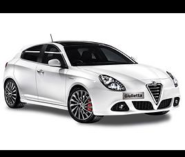 Alfa Romeo Giulietta, 5 drzwi, 5 miejsc, radio, klimatyzacja, manualna skrzynia biegów