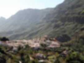 Panorama de Gran Canaria