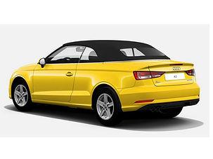 Audi A3 Cabrio aut., 2 drzwi, 4 miejsca, radio CD, klimatyzacja, automatyczna skrzynia biegów