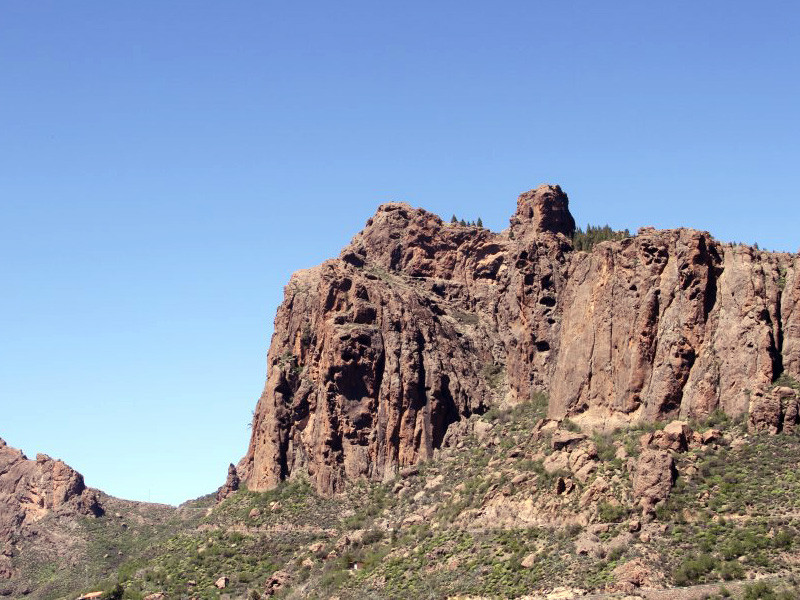 Gran Canaria HELIDREAM - Doliny i tamy wodne
