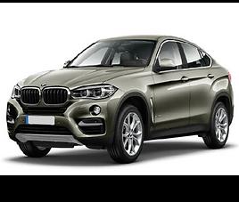BMW X6, 5 drzwi, 5 miejsc, radio CD, klimatyzacja, automatyczna skrzynia biegów