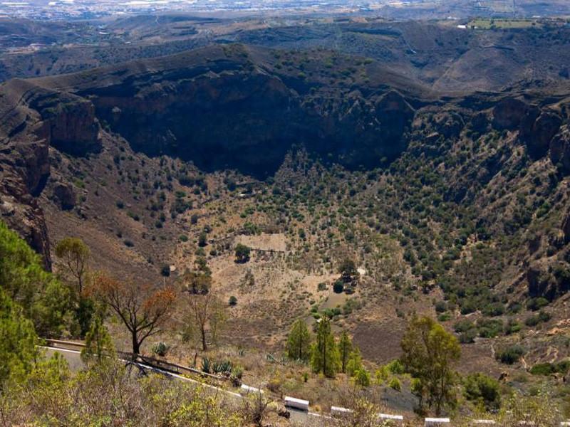 Las Palmas I Ogród botaniczny Wulkan i Akwarium Poema del Mar