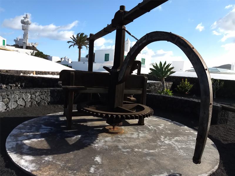 Lanzarote moja własna wycieczka Monumento de Campesino