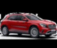 Mercedes GLA aut. GPS
