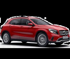 Mercedes GLA , 5 drzwi, 5 miejsc, radio, klimatyzacja, manualna skrzynia biegów