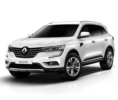 Renault Koleos aut.