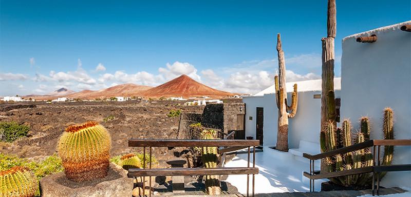 Lanzarote moja własna wycieczka Fundacja C.Manrique