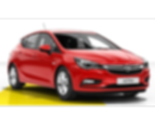 Opel Astra 5d GPS