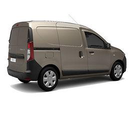 Dacia Dokker cargo, 3 drzwi, 2 miejsca, radio, klimatyzacja, manualna skrzynia biegów,