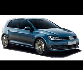 VW Golf 5d, 5 drzwi, 5 miejsc, radio, klimatyzacja, automatyczna skrzynia biegów