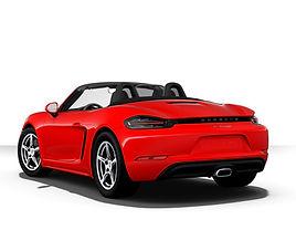 Porsche Boxster , 2 drzwi, 2 miejsca, radio, klimatyzacja, automatyczna skrzynia biegów