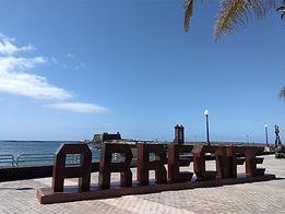 Arrecife-Stolica