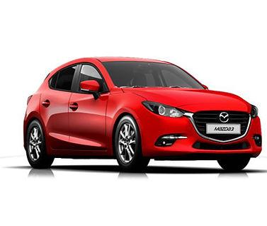 Mazda 3 5d aut.