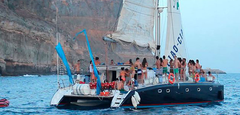Gran Canaria w Poszukiwaniu Delfinów i zabawy