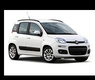 Fiat Panda, 5 drzwi, 4 miejsca, radio, klimatyzacja, manualna skrzynia biegów