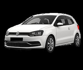 VW Polo 3d, 3 drzwi, 4 miejsca, radio, klimatyzacja, manualna skrzynia biegów