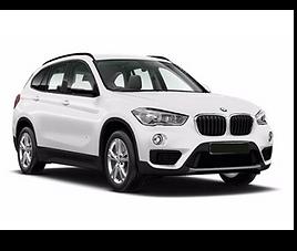BMW X1, 5 drzwi, 5 miejsc, radio CD, klimatyzacja, automatyczna skrzynia biegów