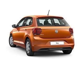 VW Polo 5d, 5 drzwi, 4 miejsca, radio, klimatyzacja, manualna skrzynia biegów