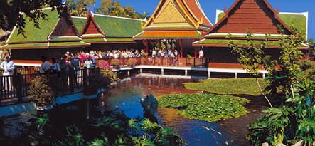 Teneryfa Twin Ticket Loro i Siam Park
