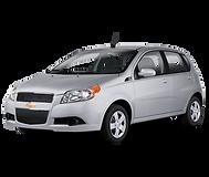 Chevrolet Aveo 5d, 5 drzwi, 5 osób, radio, klimatyzacja, manualna skrzynia biegów