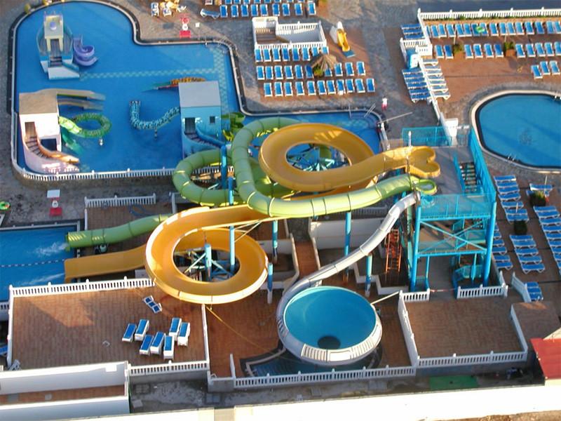 Lanarote Aquapark w Costa Teguise