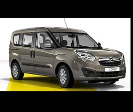 Opel Combo Tour, 5 drzwi, 5 miejsc, radio CD, klimatyzacja, manualna skrzynia biegów