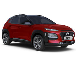 Hyundai Kona, 5 drzwi, 5 miejsc, radio, klimatyzacja, manulana skrzynia biegów