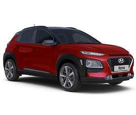 Hyundai Kona E, 5 drzwi, 5 miejsc, radio, klimatyzacja, automatyczna skrzynia biegów, auto elektryczne
