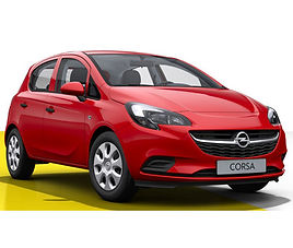 Opel Corsa 5d, 5 drzwi, 5 miejsc, radio, klimatyzacja, manualna skrzynia biegów