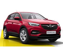 Opel Grandland X , 5 drzwi, 5 miejsc, radio, klimatyzacja, manualna skrzynia biegów
