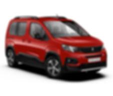 Peugeot Rifter GPS
