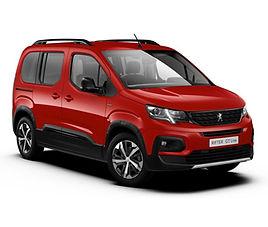 Peugeot Rifter GPS, 5 drzwi, 5 miejsc, radio CD, klimatyzacja, manualna skrzynia biegów,nawigacja GPS