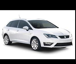 Seat Ibiza combi, 5 drzwi, 5 miejsc, radio, klimatyzacja, manualna skrzynia biegów
