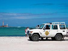 Jeep Beach Norte COTILLO Strefa 2 Caleta de Fueste