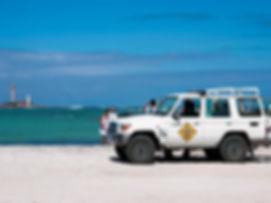 Jeep Beach Norte COTILLO Strefa 1 Corralejo