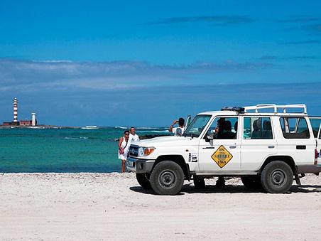 Jeep Beach Norte COTILLO PL Strefa 3 Costa Calma-Jandia